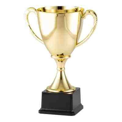 Tivoli Gold Plastic Cup AMC520