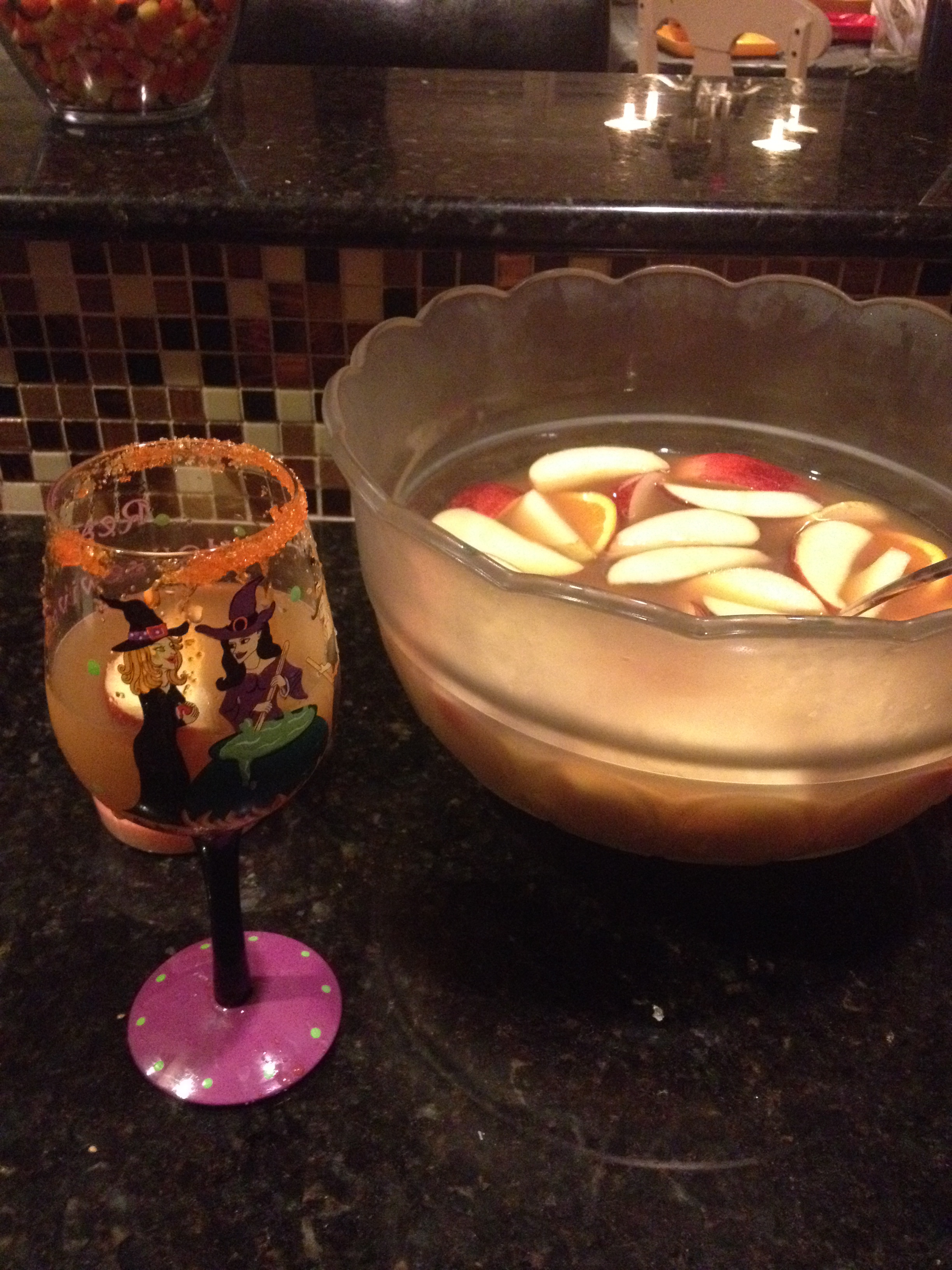 Cider Punch Not Just For Halloween Anymore