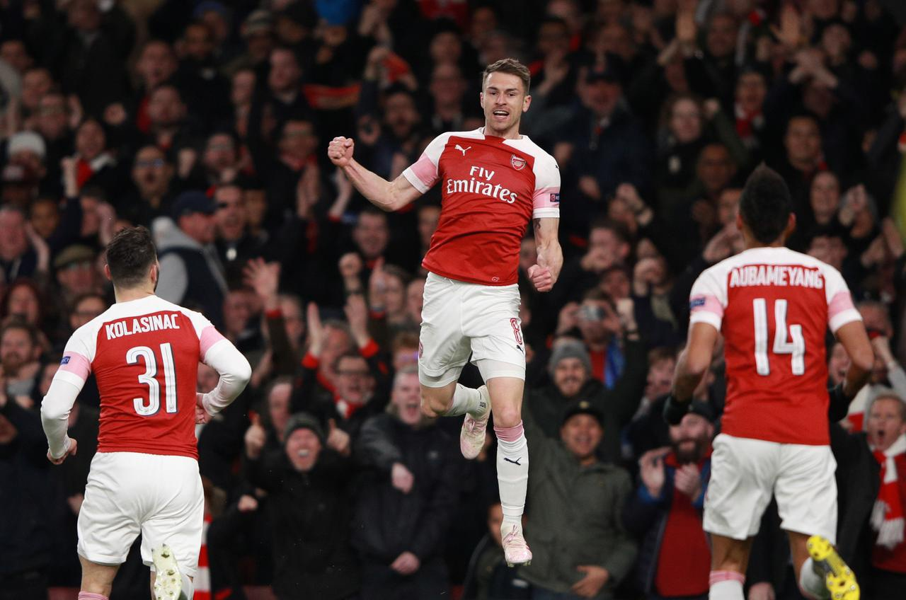 d67553791c4 An away goal (or lack of) could be essential tonight for Arsenal s cup hopes