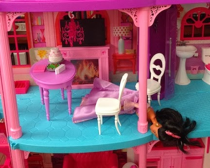 A day in the life of Barbie
