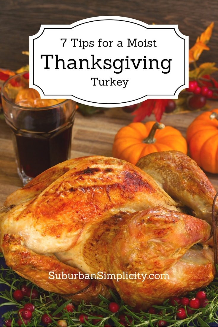 Perfect Thanksgiving Turkey 7 Easy Tips Turkey Cooking