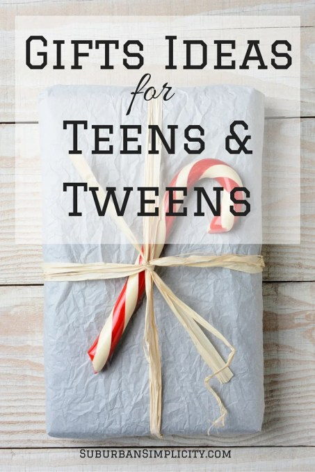 Gift Ideas For Teens And Tweens Stocking Stuffers Teens And Tweens