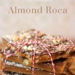 Homemade Almond Roca Recipe