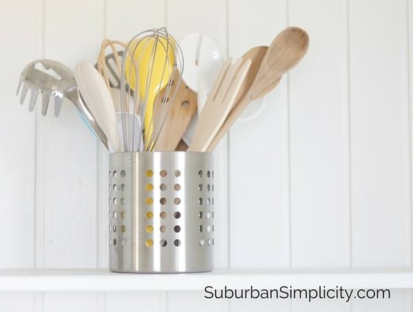 Kitchen Organization-Utensils