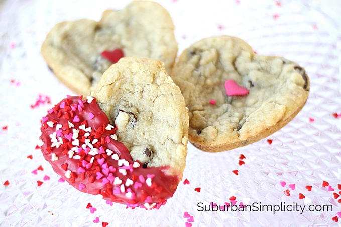 Valentine S Day Cookies Heart Shaped Cookies