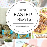 Take the stress out of the holidays. Make one of these simple Easter treats and please the whole family. Some take less than 10 minutes!
