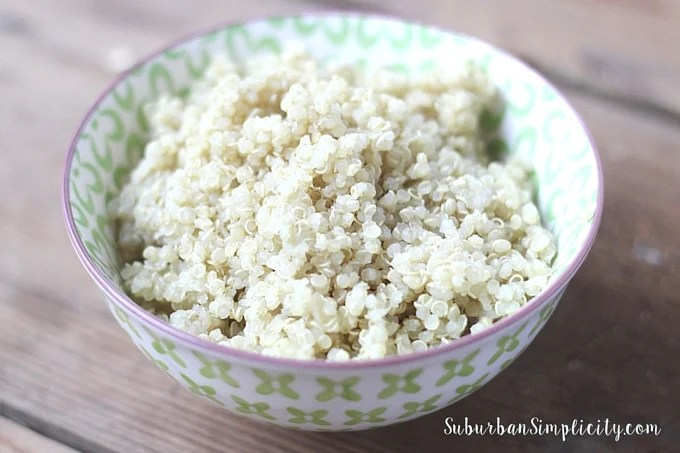 Mini Quinoa Frittata Recipe in bowl