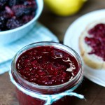 Homemade blackberry Chia Seed Jam Recipe-2