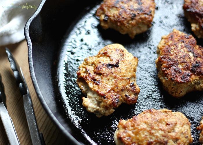 homemade-maple-sausage