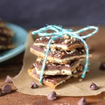 Saltine Toffee That's Simply Irresistible