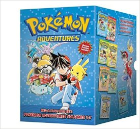 Gifts for pokemon lovers books