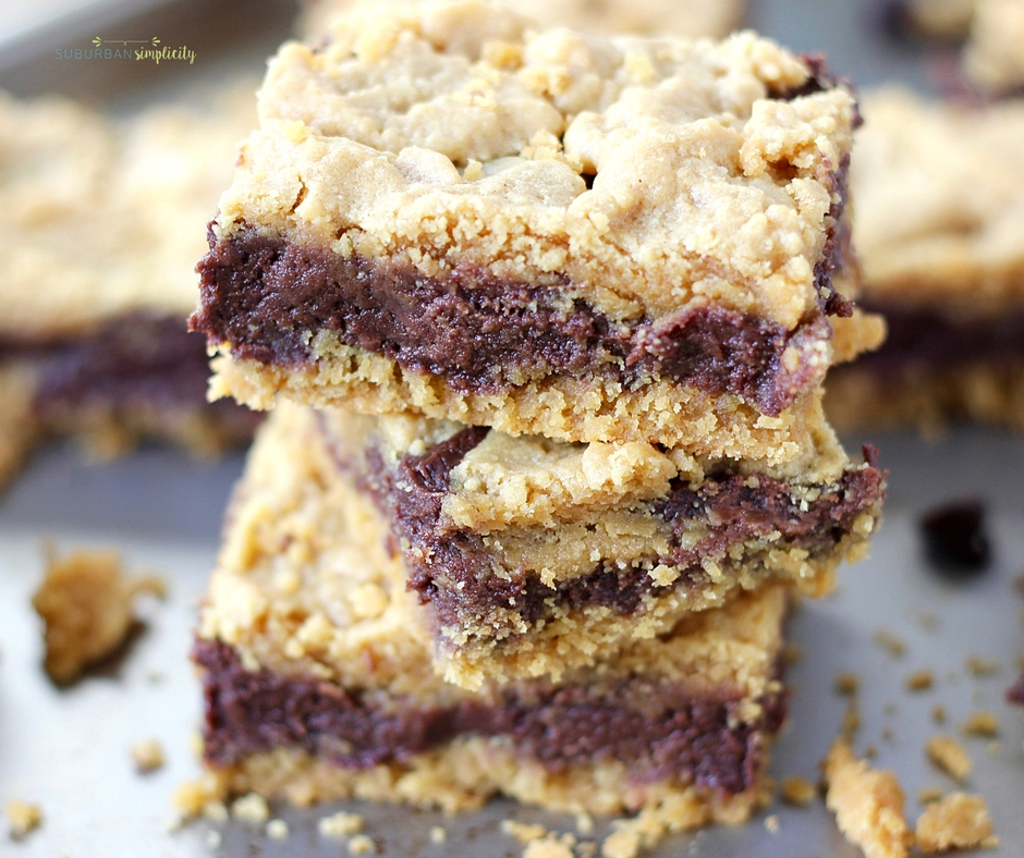Recipe For Peanut Butter Bars With Yellow Cake Mix