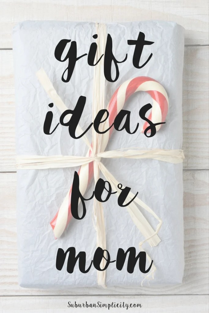 These Christmas Gift Ideas for Mom will help you pick the perfect present! It's the holidays, get mom something special.