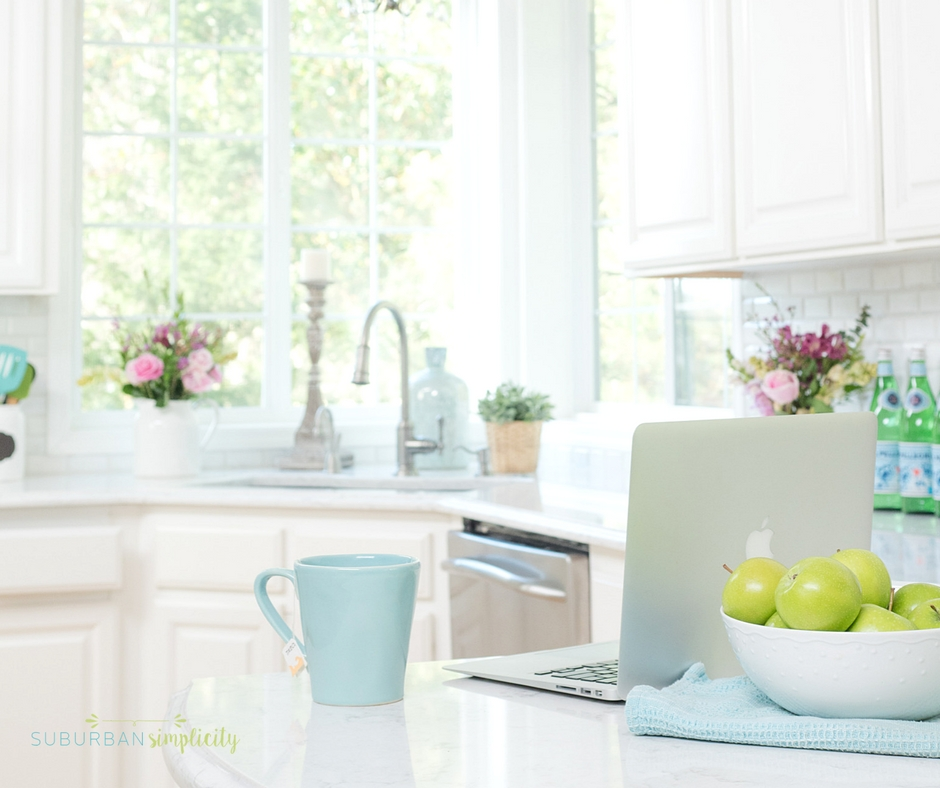 Organize Your Home In Two Minutes with these simple tips. Make the clutter more manageable and your home happier and healthier!