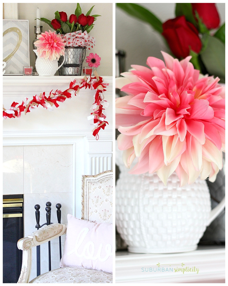 Valentine Home Decorations: Valentine's Day Home Decorating Ideas