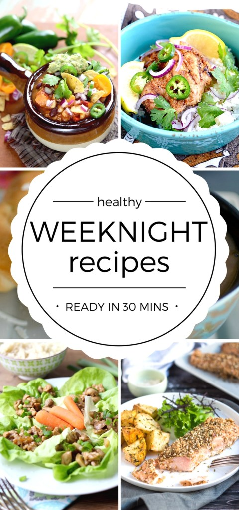 Healthy food recipes for easy weeknight dinners easy healthy healthy food recipes for easy weeknight dinners packed with flavor simple to make and forumfinder Images