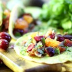 Flavorful Duck Tacos with Cherry Orange Salsa