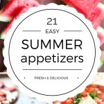 Easy Summer Appetizers