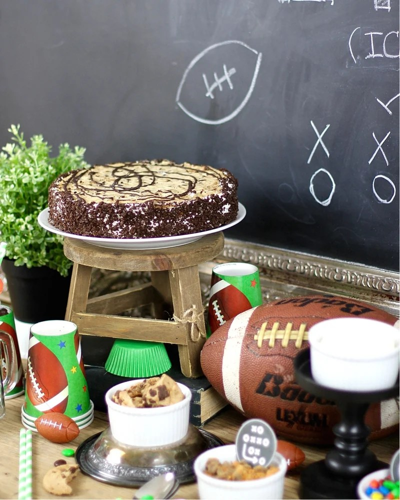 Looking For Easy Football Party Food Ideas Then You Have To Try A Football Party