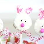 Adorable Easter Oreo Cookie Pops
