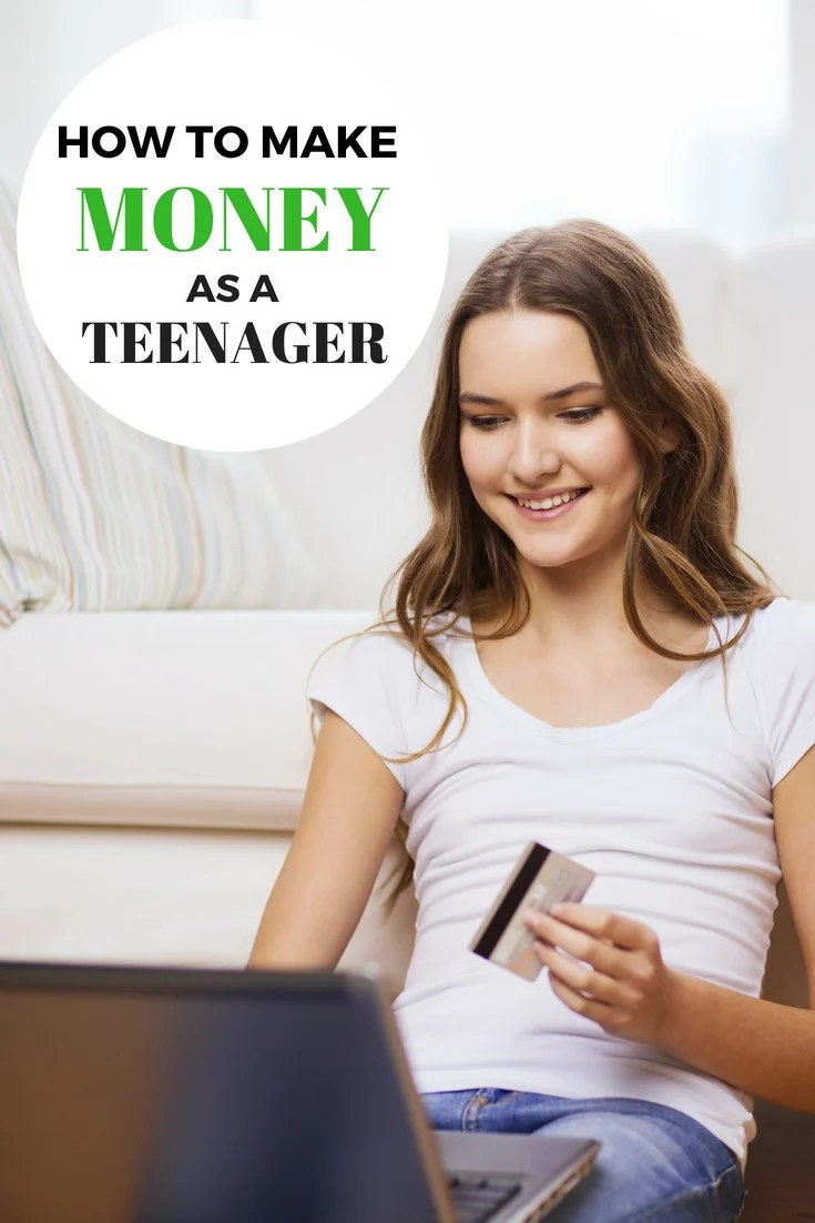 Watch How to Make Money As a Teen Girl video