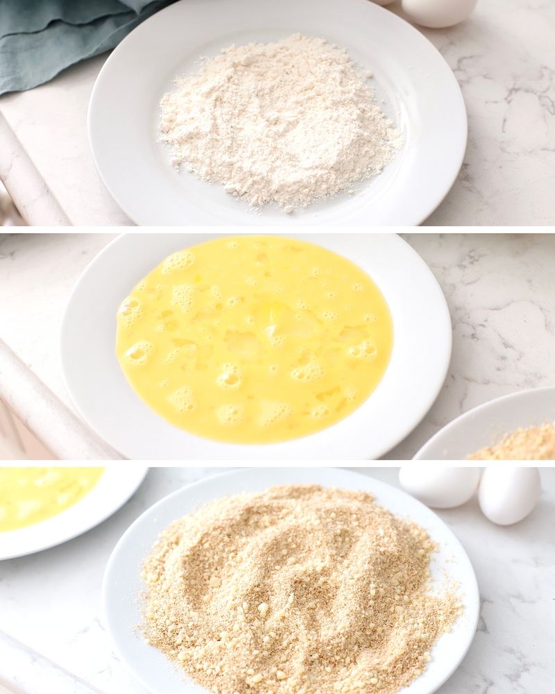 Ingredient for Baked chicken tenders