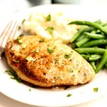 Parmesan Pork Chops Baked in the Oven