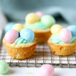 Three Easter Cookie Cups