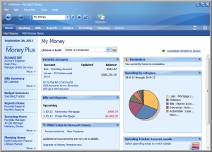 Microsoft Money Plus - Financial Independence