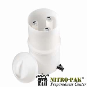 Nitro-Pak Giveaway - Second Place