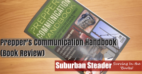 Prepper's Communication Handbook (Book Review)