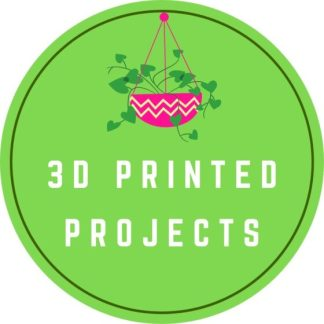 3D Printed Projects