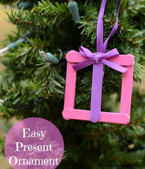 christmas ornaments popsicle sticks # 47