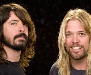 Thumbnail for TAYLOR HAWKINS: Dave Grohl's doppleganger curates SECRET Foo Fighters music