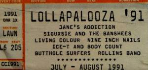 Episode 135: Lollapalooza '91