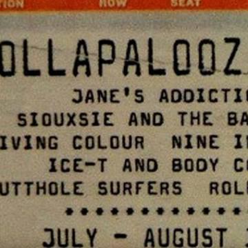 Thumbnail for Episode 135: Lollapalooza '91