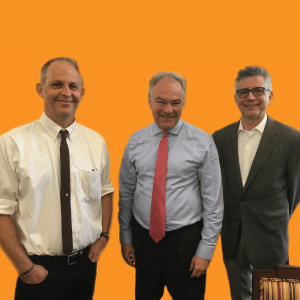 Episode 505: Greatest Hits – Sen. Tim Kaine Loves the Replacements