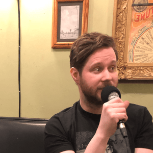 Episode 571: Interview – Dan Mangan, Part 1