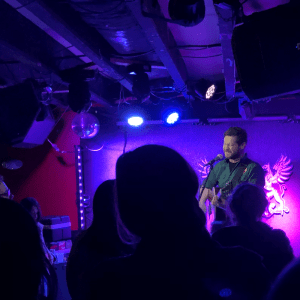 Episode 573: Live Show and Interview – Dan Mangan, Part 3