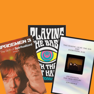 Episode 608: Book Nook – Joy Division, Spacemen 3