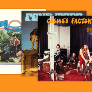 Episode 797: Album Anniversaries – Beach Boys, Four Tops, Creedence Clearwater Revival