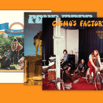 Thumbnail for Episode 797: Album Anniversaries – Beach Boys, Four Tops, Creedence Clearwater Revival