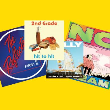 Thumbnail for Episode 872: May New Music – Jeff Rosenstock, 2nd Grade, Reflectors, Bully