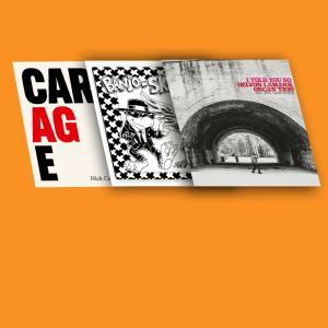 Episode 1068: February New Music – Nick Cave and Warren Ellis, Holophonics, Delvon Lamarr Organ Trio