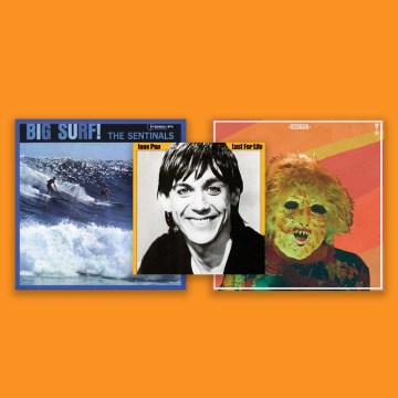 Thumbnail for Episode 1195: Perfect Pop – Iggy Pop, Ty Segall, Sentinals