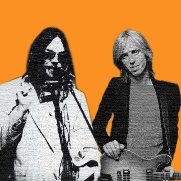 Thumbnail for Episode 1205: Neil Young vs. Tom Petty