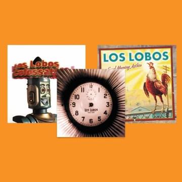Thumbnail for Episode 1210: Los Lobos – Three Albums
