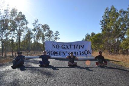 Stop Gatton Women's Prison