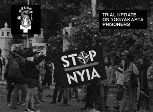 Trial update for Indonesian anarchist prisoners