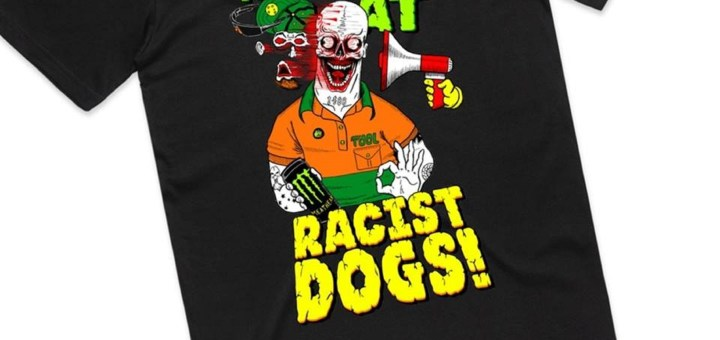 Yelling at Racist Dogs